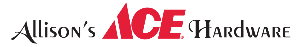 Allison's Ace Hardware Logo